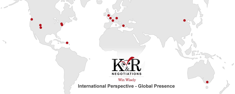 international negotiations team