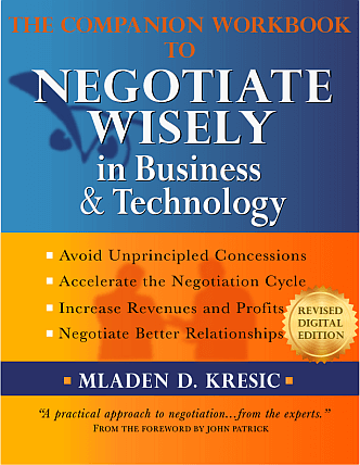 Negotiation Workbook